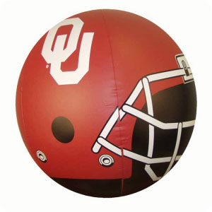 Oklahoma Beach Ball
