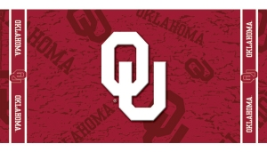 Oklahoma Beach Towel