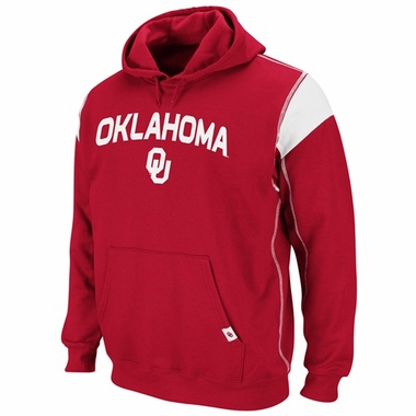 Oklahoma Champion II Fleece Hooded Sweatshirt