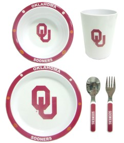 Oklahoma Children's Dinner Set