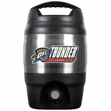 Oklahoma City Thunder 1 Gallon Tailgate Jug