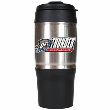 Oklahoma City Thunder 18oz Oversized Travel Tumbler