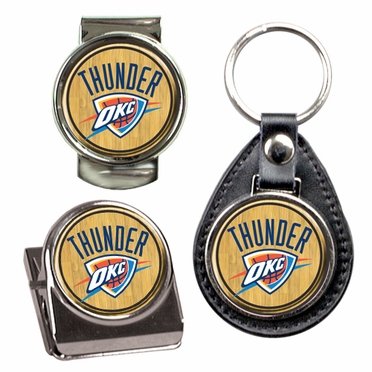 Oklahoma City Thunder 3 Piece Gift Set