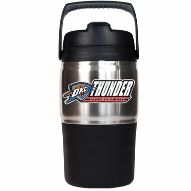 Oklahoma City Thunder 48oz Travel Jug