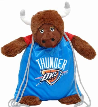 Oklahoma City Thunder Backpack Pal
