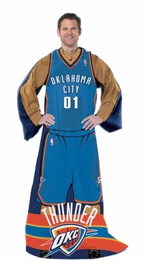 Oklahoma City Thunder Comfy Wrap (Uniform)
