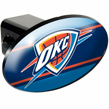 Oklahoma City Thunder Economy Trailer Hitch