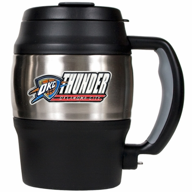 Oklahoma City Thunder Heavy Duty Insulated Mug