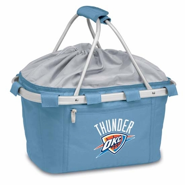 Oklahoma City Thunder Metro Basket (Sky Blue)