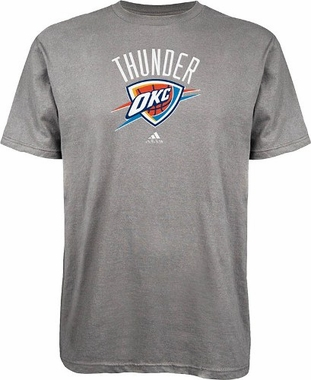 Oklahoma City Thunder Primary Logo T-Shirt
