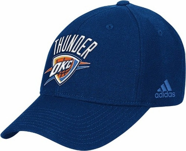 Oklahoma City Thunder Pro Adjustable Hat