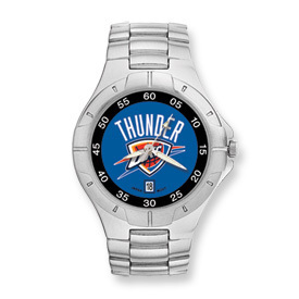Oklahoma City Thunder Pro II Men's Stainless Steel Watch