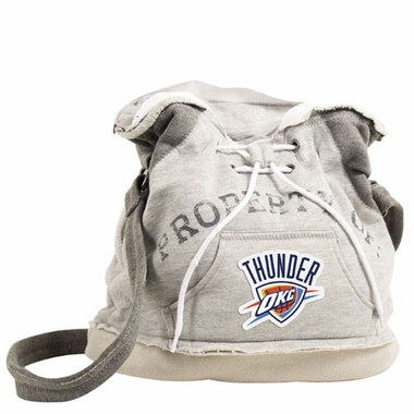 Oklahoma City Thunder Property of Hoody Duffle