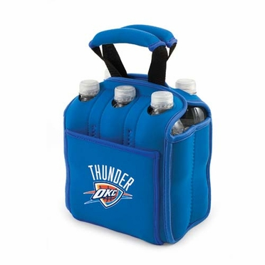 Oklahoma City Thunder Six Pack (Blue)