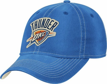 Oklahoma City Thunder Slouch Washed Adjustable Hat
