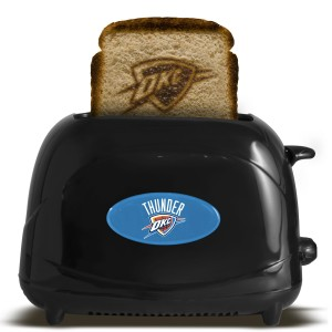 Oklahoma City Thunder Toaster (Black)