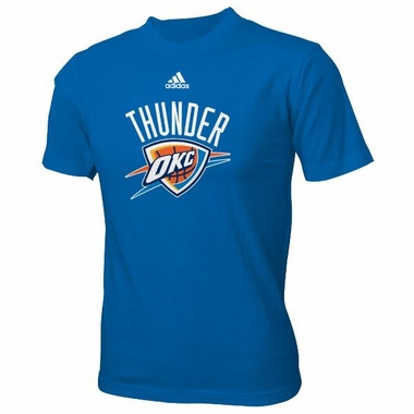 Oklahoma City Thunder YOUTH Team Logo T-Shirt