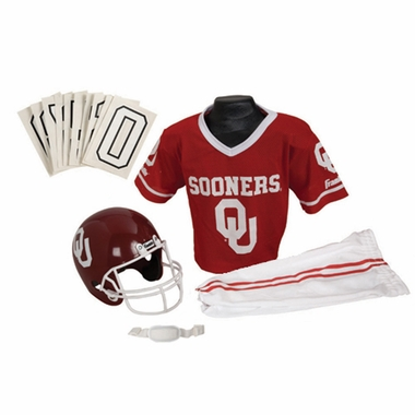 Oklahoma Deluxe Youth Uniform Set