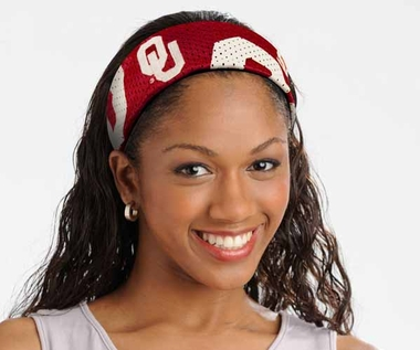 Oklahoma FanBand Hair Band