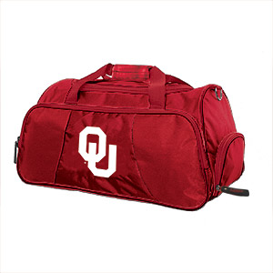 Oklahoma Athletic Duffel