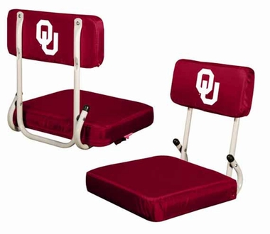 Oklahoma Hard Back Stadium Seat