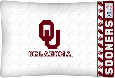 Oklahoma Individual Pillowcase