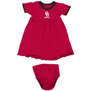 Oklahoma Infant Girls Lola Dress w/ Bloomers