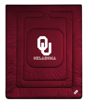 Oklahoma Jersey Material Comforter