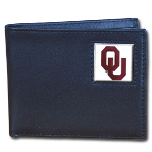 Oklahoma Leather Bifold Wallet (F)