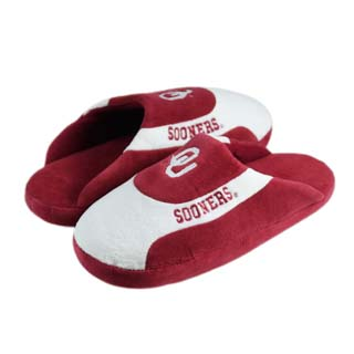 Oklahoma Low Pro Scuff Slippers - Small