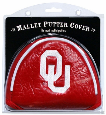 Oklahoma Mallet Putter Cover