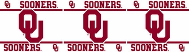 Oklahoma Peel and Stick Wallpaper Border