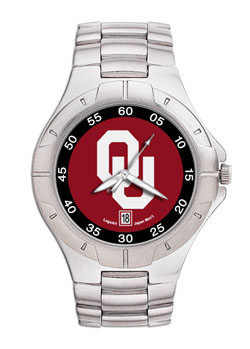 Oklahoma Pro II Men's Stainless Steel Watch
