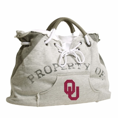 Oklahoma Property of Hoody Tote