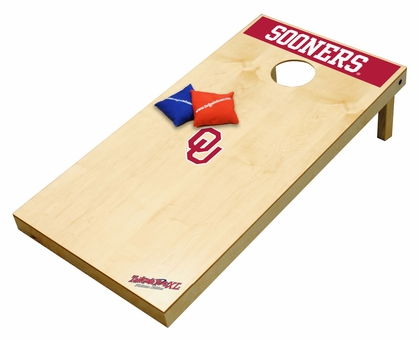 Oklahoma Regulation Size (XL) Tailgate Toss Beanbag Game