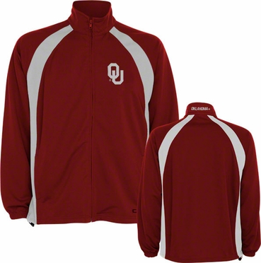 Oklahoma Rival Full Zip Lightweight Jacket