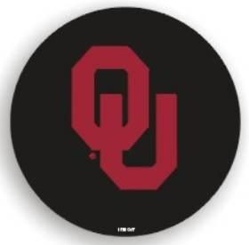 Oklahoma Spare Tire Cover (Small Size)