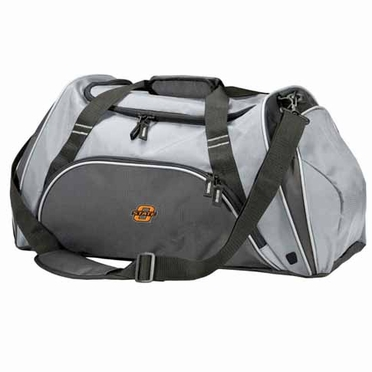 Oklahoma State Action Duffle (Color: Grey)