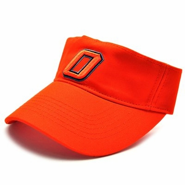 Oklahoma State Adjustable Birdie Visor