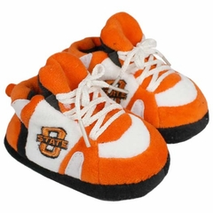 Oklahoma State Baby Slippers
