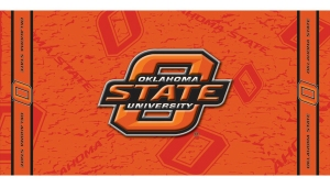 Oklahoma State Cowboys Beach Towel