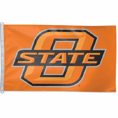Oklahoma State Big 3x5 Flag