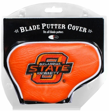 Oklahoma State Blade Putter Cover