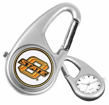 Oklahoma State Carabiner Watch