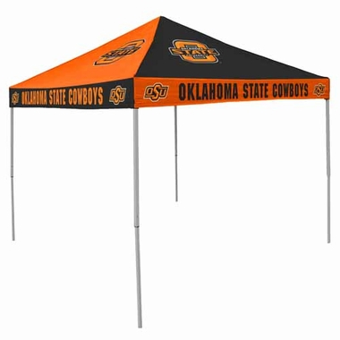 Oklahoma State Checkerboard Tailgate Tent