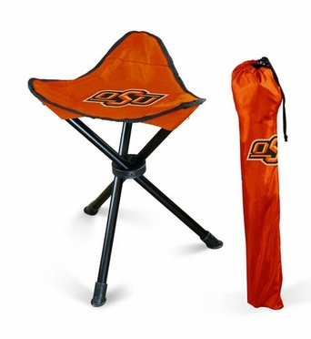 Oklahoma State Collapsable Stool