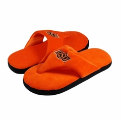 Oklahoma State Comfy Flop Sandal Slippers