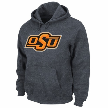 Oklahoma State Conquest Tek Patch Hooded Sweatshirt