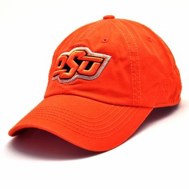 Oklahoma State Crew Adjustable Hat
