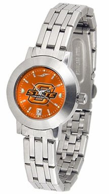 Oklahoma State Dynasty Women's Anonized Watch